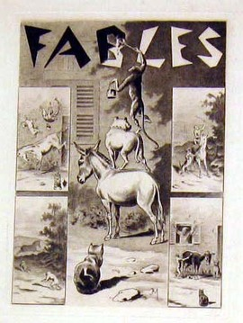 ESEL/Tiere - Fables